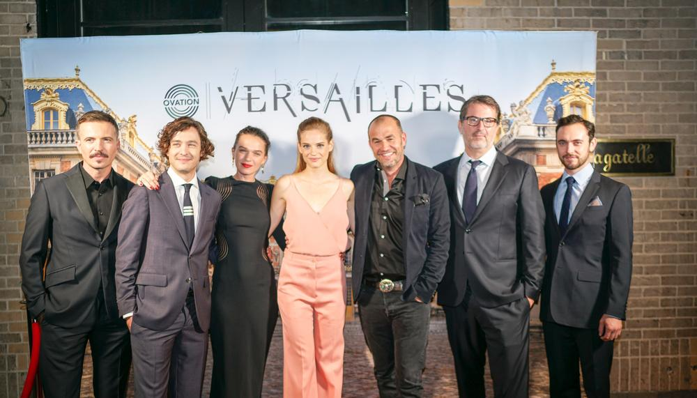 Versaille's TV Show New York Premiere