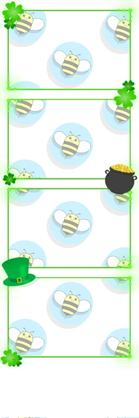 Bumblebee Booths Photo Strip sample #47