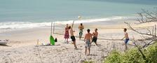 Manasota Beach Club private beach
