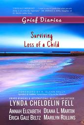 Grief Diaries Surviving Loss of a Child book