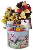 Maryland theme gift basket