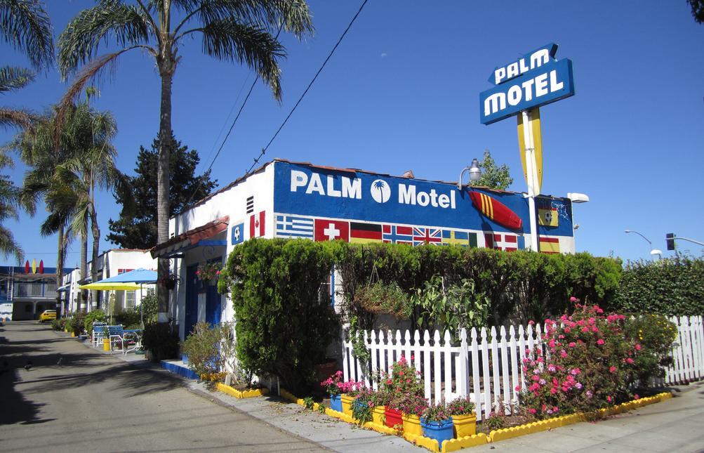 Palm motel santa monica california for Dog hotel santa monica