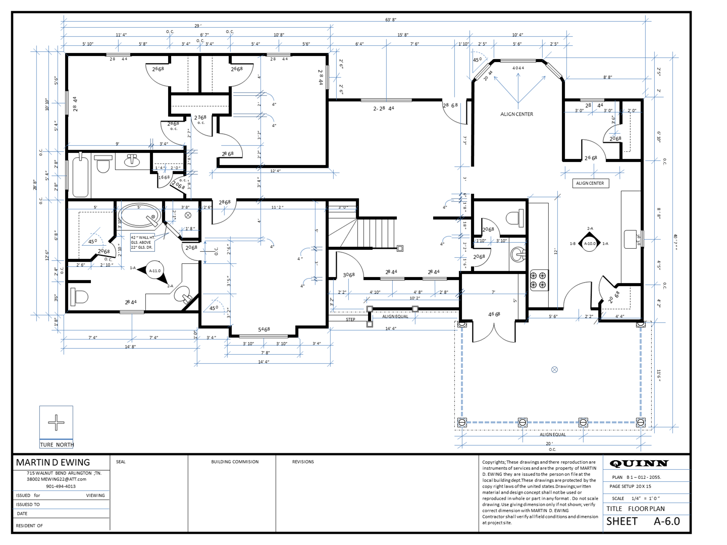 houseplansmde.com offers a Gallery of Stock House Plans Martin D ...