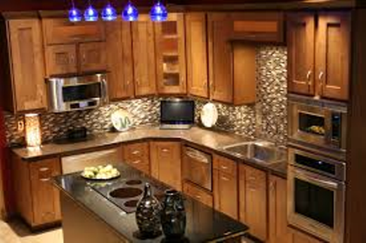 Custom Cabinets and Mantels Services | at Lincoln Handyman Services