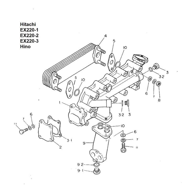 Hino Engine Diagrams - Wiring Diagrams on