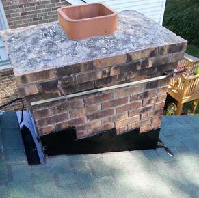 chimney flashings repair louisville
