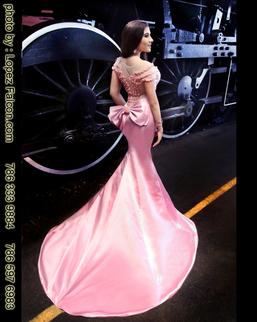QUINCES MIAMI PHOTOGRAPHY VIDEO DRESS