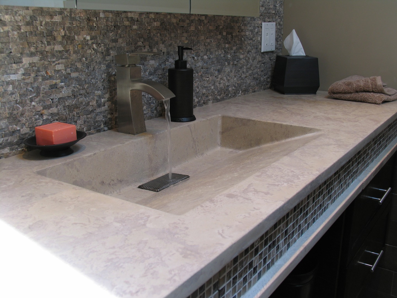 Concrete Countertop Mix Concrete Countertop Sealer