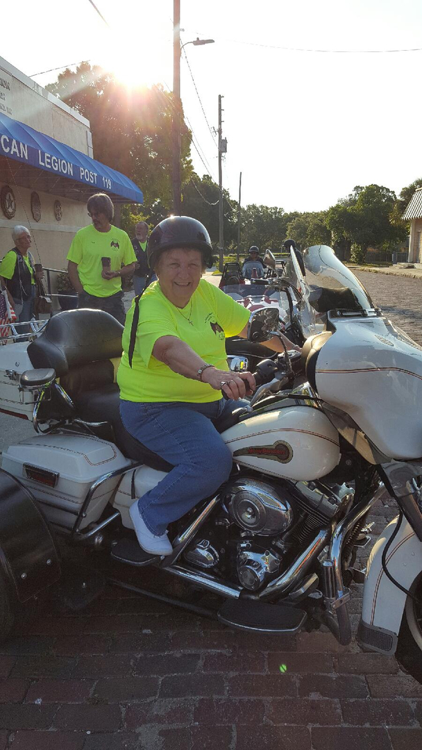 Photos of the American Legion Riders Chapter 119 / Heisler