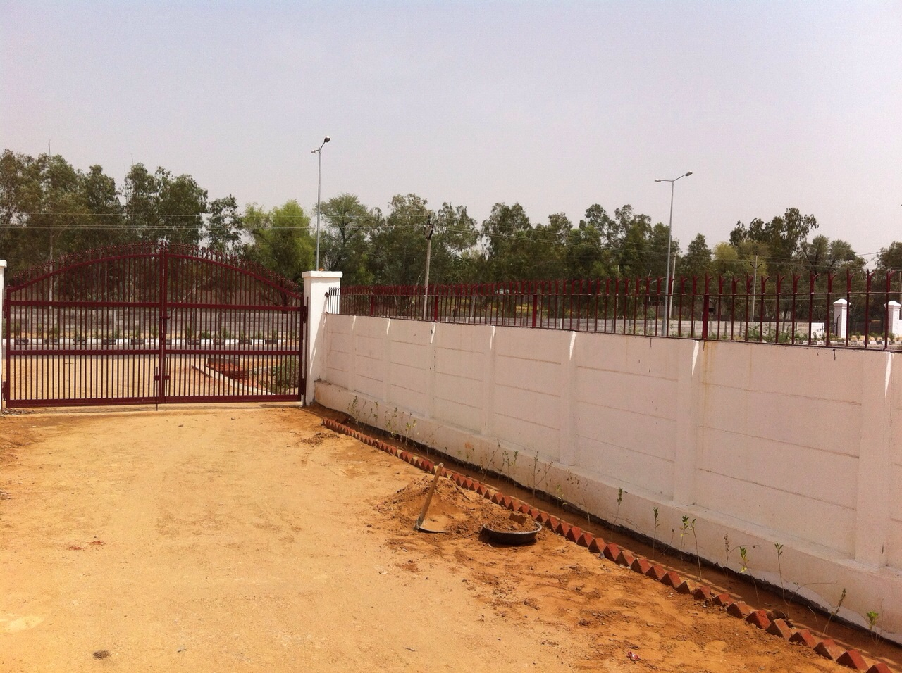 Precast boundary wall m30 compound wall manufacturer delhi ncr rajasthan manufacturer precast boundary wall jaipur 9602843128
