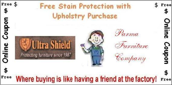 Free Stain Protection