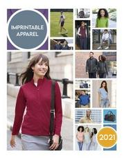 Imprintable Apparel Catalog 2020