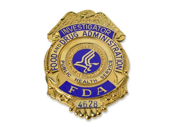 Image result for fda badge
