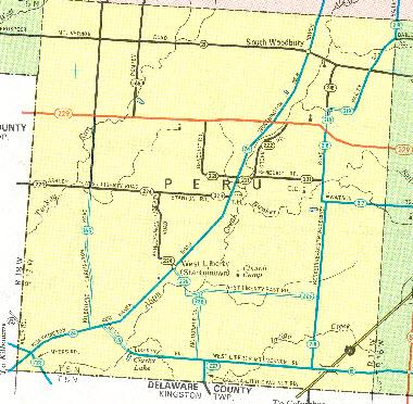 Marengo Ohio Map.Home