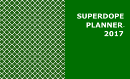 Grass SuperDope Planner