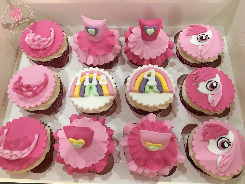 Cupcakes & cake jars