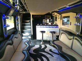 About Big Tex The Largest Custom Luxury Double Decker Bus In USA