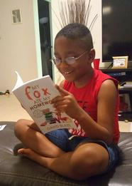 Reading My Fox