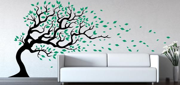 WALL DECAL INSTALLATION
