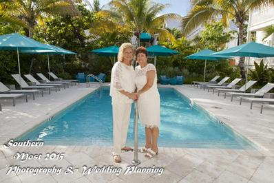 Key West Gay Weddings By Southernmost Photography