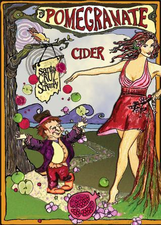 Santa Cruz Scrumpy Hard Pomegranate Cider