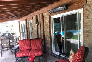 Wall Mount Patio heater