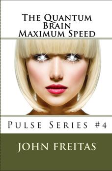 Sci fi book series The Quantum Brain Maximum Speed 2016 2017