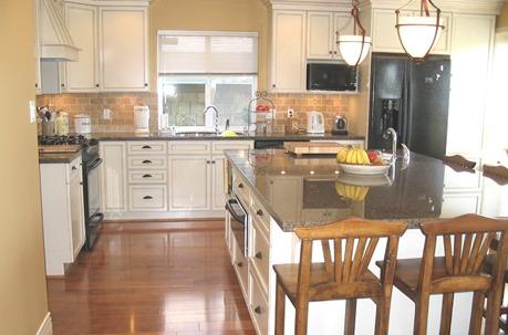 custom kitchens surrey b.c. cabinet refacing countertops home