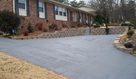 Asphalt and Concrete Driveway Installation Services Johnson City Kingsport Bristol
