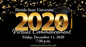FSU 2020 Fall Virtual Commencement