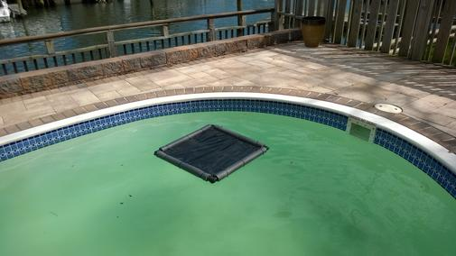 How to make a DIY Floating Solar Pool Heater