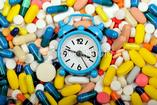 Pill and Clock