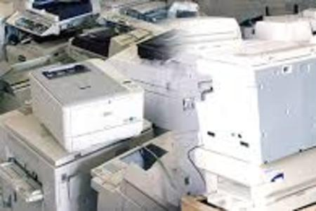 Printer Recycling Printer Removal Electronics Removal Disposal Printer TV Computer Monitor Service And Cost | Lincoln NE | LNK Junk Removal