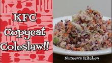 KFC Coleslaw Copycat Recipe, Noreen's Kitchen