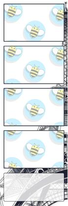 Bumblebee Booths Photo Strip sample #29