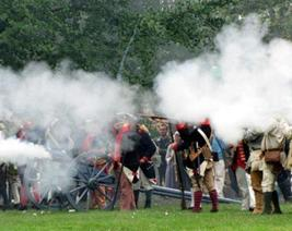 The 6th Penna, Camp Life during the Revolutionary War