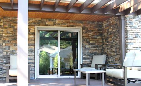 Endure Vinyl Patio Door Image