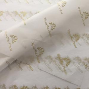 gold wrapping tissue paper