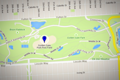 Directions to Polo Fields in Golden Gate Park