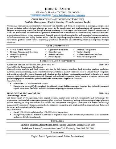 Sample It Resume | Sample Resume And Free Resume Templates