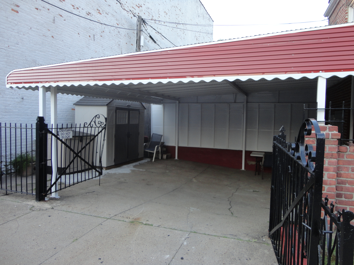 NYC Aluminum Awnings