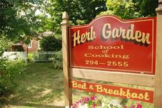 Herb Garden School of Cooking and B&B