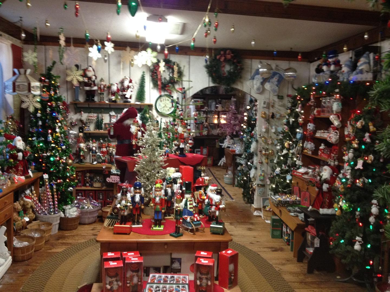 the christmas shop - The Christmas Shop