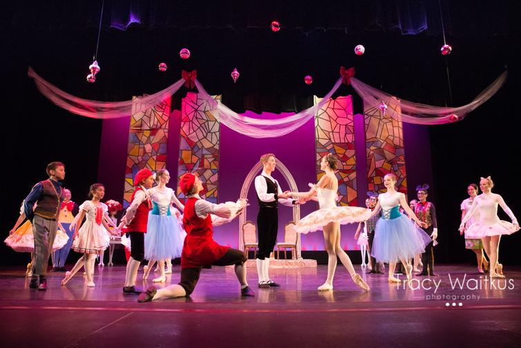 Coastal Chamber Youth Ballet
