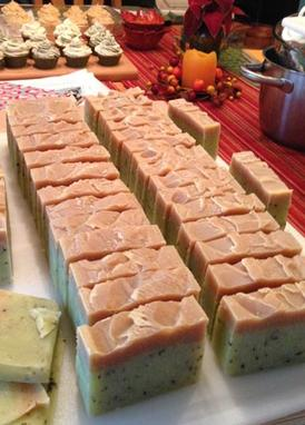 Soaps in production