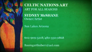 Celtic Nations Art