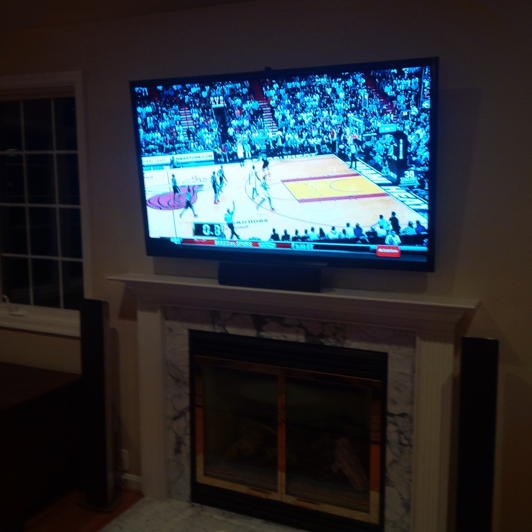 Tv Installation Smart House Wiring For Home Technologies