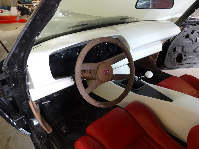Modern Classics - Custom Camaro Interior