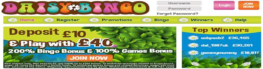 Deposit And Get 200 Bingo Bonus 100 Games As First