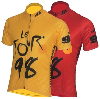 98 custom bicycle jersey